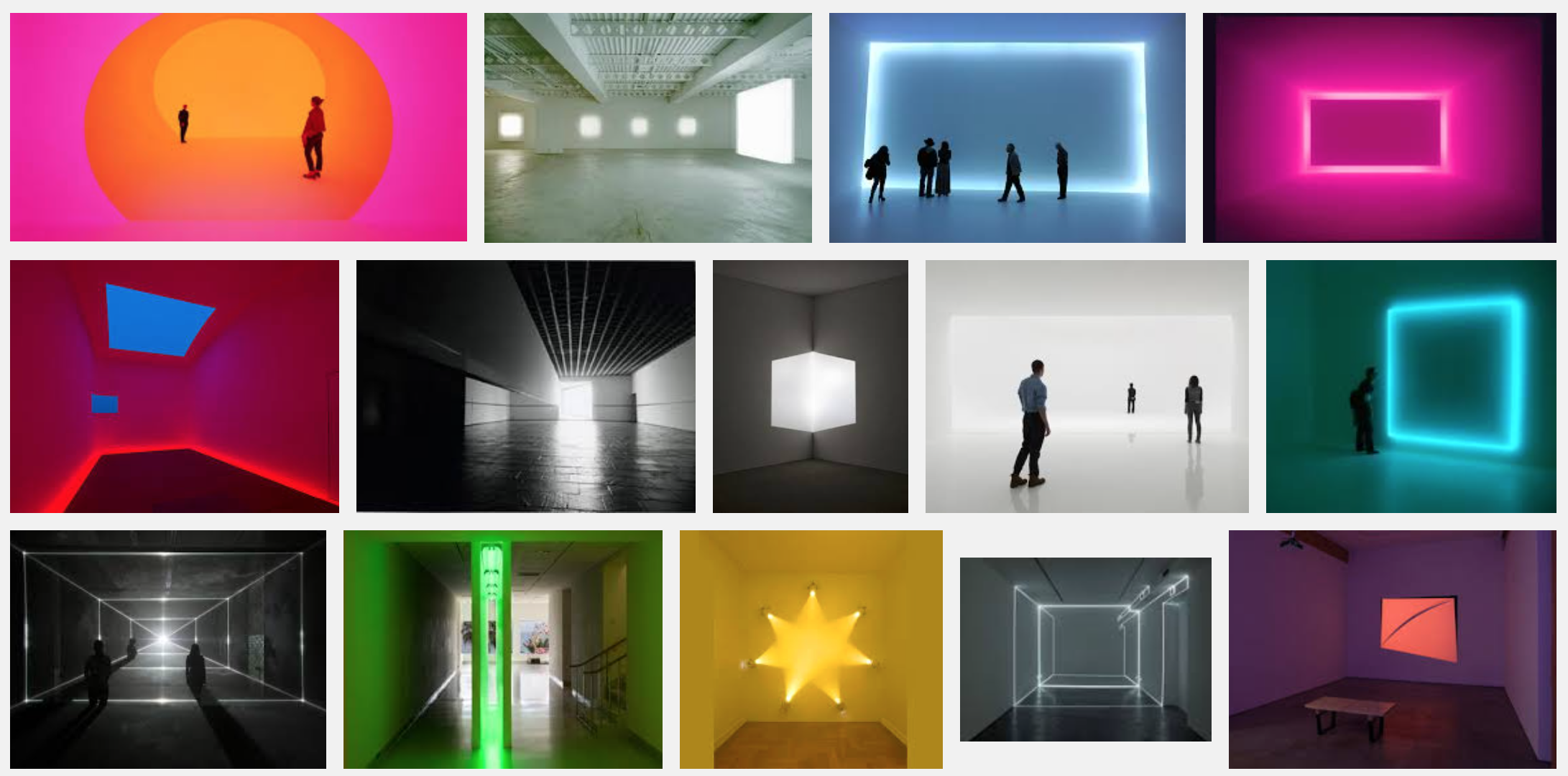 James Turrell and other artists create transcendent spaces by carefully manipulating the quality of light.